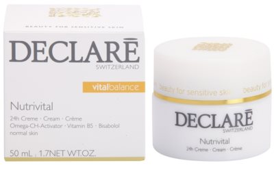 Declaré Vital Balance creme nutritivo para pele normal 2