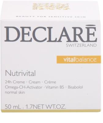 Declaré Vital Balance creme nutritivo para pele normal 3