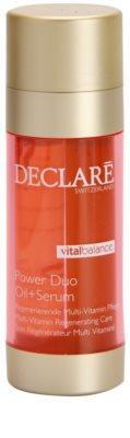 Declaré Vital Balance tratamiento regenerador multivitamínico para pieles normales y secas