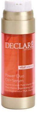 Declaré Vital Balance tratamiento regenerador multivitamínico para pieles normales y secas 1