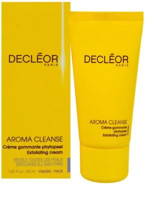 Decléor Aroma Cleanse Peeling Creme für alle Hauttypen 1