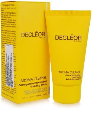 Decléor Aroma Cleanse crema peeling para todo tipo de pieles 2