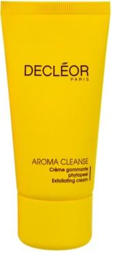 Decléor Aroma Cleanse crema peeling para todo tipo de pieles