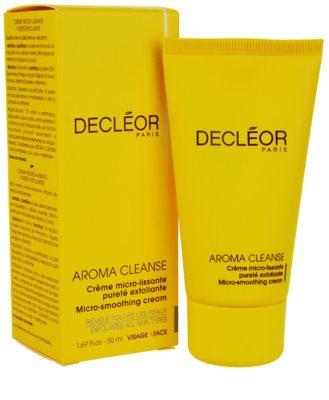 Decléor Aroma Cleanse sanftes Haut-Peeling 1
