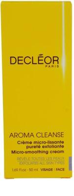 Decléor Aroma Cleanse peeling suave de pele 2