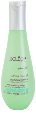 Decléor Aroma Cleanse тонізуюча вода для обличчя без парабену