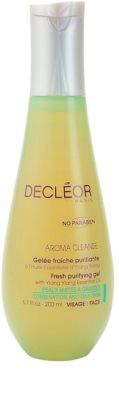 Decléor Aroma Cleanse tisztító gél esszenciális olajokkal