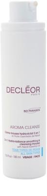 Decléor Aroma Cleanse vyhlazující a čisticí pěna 3 v 1 1