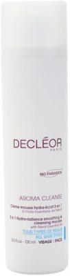 Decléor Aroma Cleanse kisimító és tisztító hab 3 az 1-ben