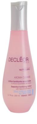 Decléor Aroma Cleanse tisztító tonik hidratáló hatással