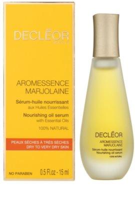 Decléor Aromessence Marjolaine nährendes Öl-Serum 1