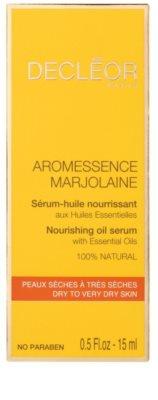 Decléor Aromessence Marjolaine nährendes Öl-Serum 2