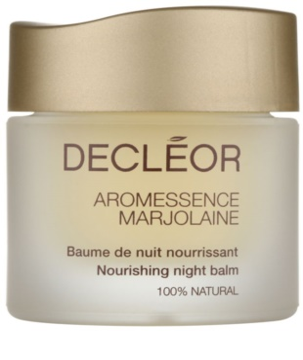 Decléor Aromessence Marjolaine vyživující noční balzám