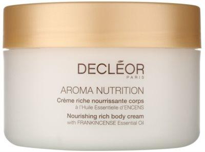 Decléor Aroma Nutrition creme rico nutritivo para corpo