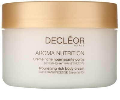 Decléor Aroma Nutrition обогатен крем за тяло