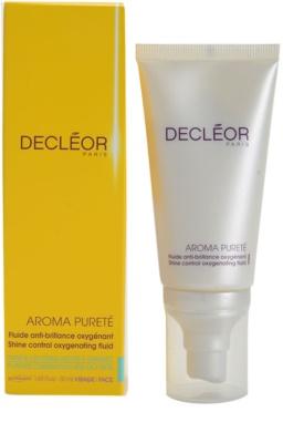 Decléor Aroma Pureté mattító fluid kombinált és zsíros bőrre 1