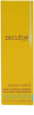 Decléor Aroma Pureté mattító fluid kombinált és zsíros bőrre 2