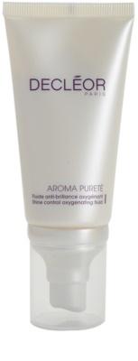 Decléor Aroma Pureté mattierendes Fluid für fettige und Mischhaut