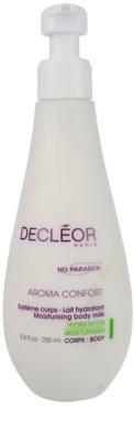 Decléor Aroma Confort telové mlieko hydratačné pre suchú pokožku