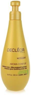 Decléor Aroma Confort samoopalające mleczko  do ciała
