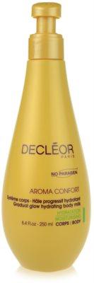 Decléor Aroma Confort автобронзант мляко за тяло