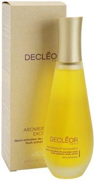 Decléor Aromessence Excellence сироватка для тіла для зрілої шкіри 1