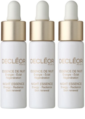 Decléor Night Essence интензивна нощна грижа за стягане на кожата