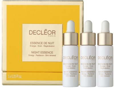 Decléor Night Essence tratamiento intensivo de noche  para reafirmar la piel 1