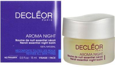 Decléor Aroma Night vyživující noční balzám pro všechny typy pleti 3