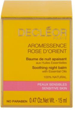 Decléor Aroma Night nočna nega za občutljivo kožo 3
