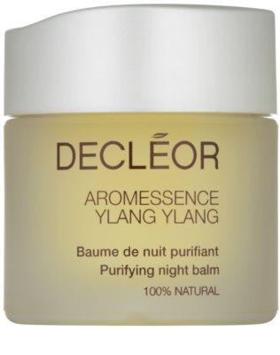Decléor Aroma Night tratamiento de noche para pieles mixtas y grasas