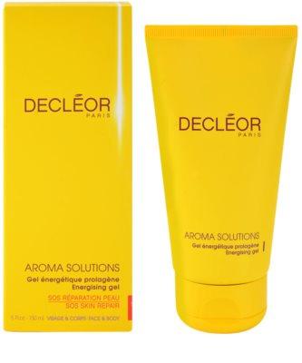 Decléor Aroma Solutions żel energizujący do twarzy i ciała 1