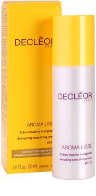 Decléor Aroma Lisse crema de zi energizanta SPF 15 2