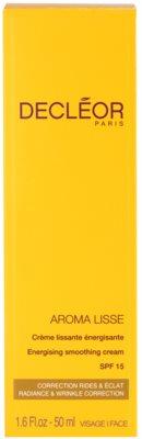 Decléor Aroma Lisse crema de zi energizanta SPF 15 4