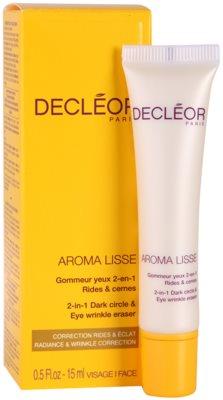 Decléor Aroma Lisse Augencreme gegen Falten, Schwellungen und Augenringe 1