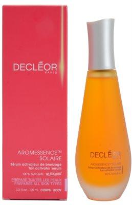 Decléor Aromessence Solaire barnulást segítő szérum testre 1