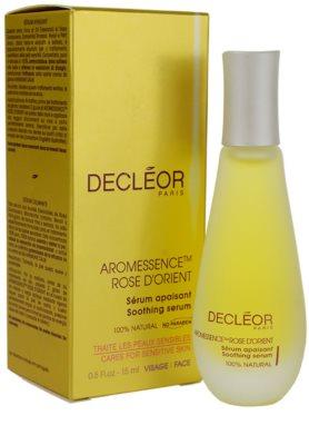 Decléor Aromessence Rose D´Orient kisimító szérum az érzékeny arcbőrre 1