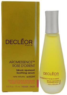 Decléor Aromessence Rose D´Orient kisimító szérum az érzékeny arcbőrre 2