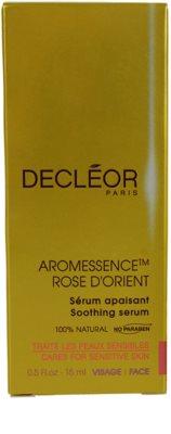 Decléor Aromessence Rose D´Orient kisimító szérum az érzékeny arcbőrre 3