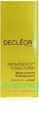 Decléor Aromessence Ylang ylang tisztító szérum kombinált és zsíros bőrre 2