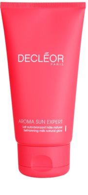 Decléor Aroma Sun Expert samoopalovací tělové mléko