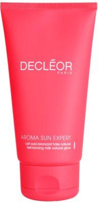 Decléor Aroma Sun Expert молочко автозасмага для тіла