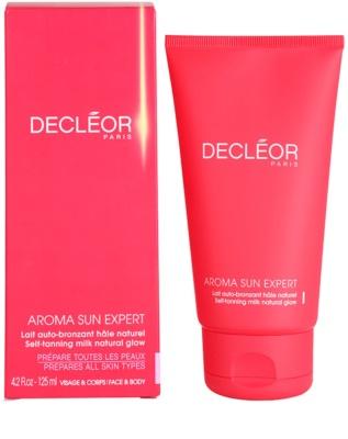Decléor Aroma Sun Expert Körper Selbstbräunungscreme 3
