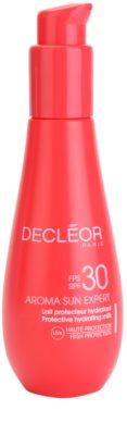 Decléor Aroma Sun Expert vlažilni losjon za sončenje SPF 30