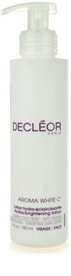 Decléor Aroma White C+ čistilni losjon