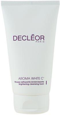 Decléor Aroma White C+ spuma iluminatoare pentru curatare