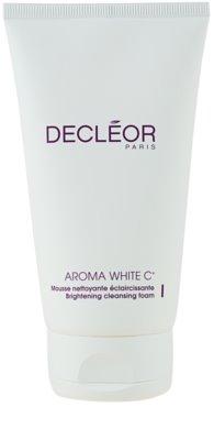 Decléor Aroma White C+ zesvětlující čisticí pěna