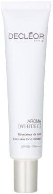 Decléor Aroma White C+ тонуючий крем SPF 50