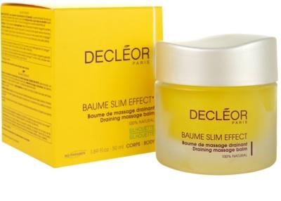 Decléor Baume Slim Effect cuidado de corpo reafirmante anticelulite 1