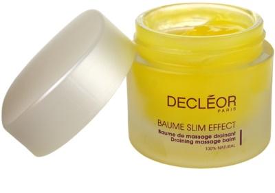 Decléor Baume Slim Effect cuidado de corpo reafirmante anticelulite 2